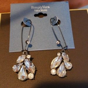 Vera Wang earrings